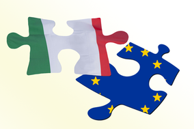 Italia vs Europa secondo Bruno Bozzetto
